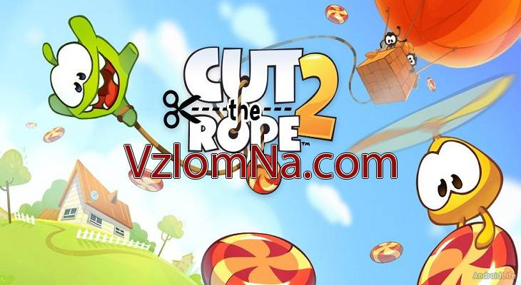 Cut the Rope 2 Коды и Читы Монеты