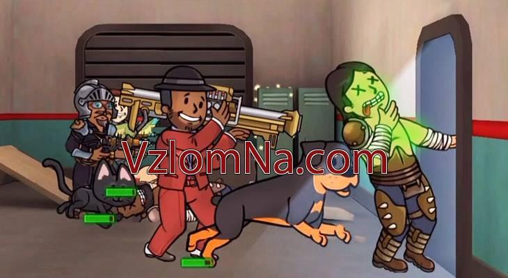 Fallout Shelter Коды и Читы Деньги и Каски