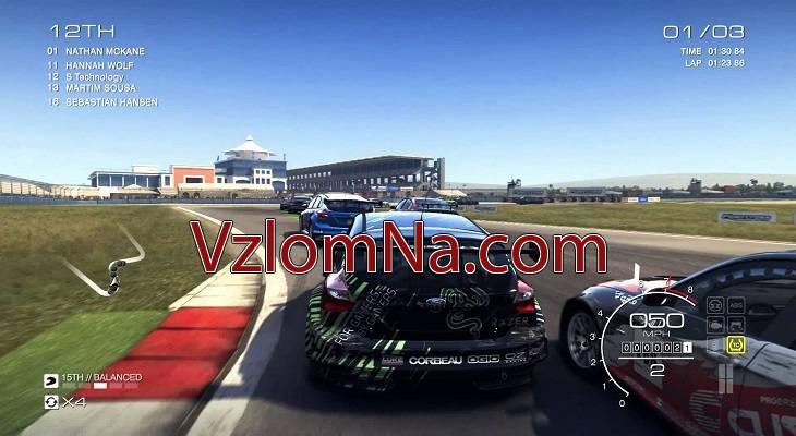 Grid Autosport Коды и Читы Деньги и Опыт
