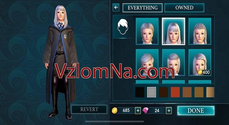 Harry Potter: Hogwarts Mystery Коды и Читы Деньги и Энергия