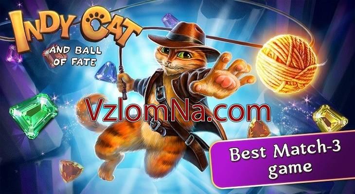 Indy Cat Коды и Читы Жизни и Банты