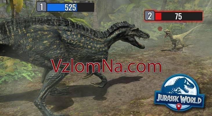 Jurassic World Alive Коды и Читы Деньги, Энергия и Монеты