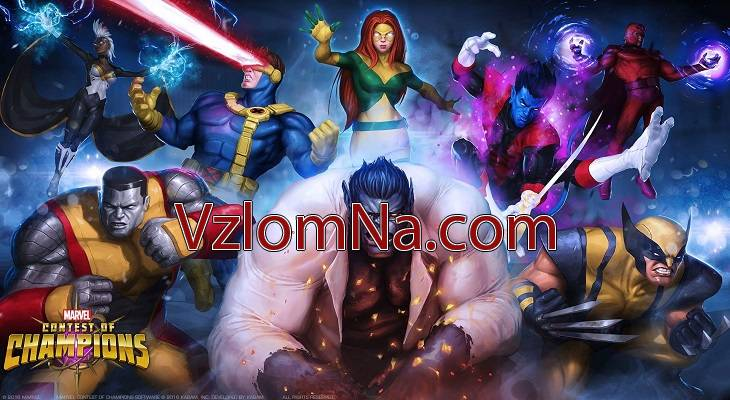 Marvel: Contest of Champions Коды и Читы Золото
