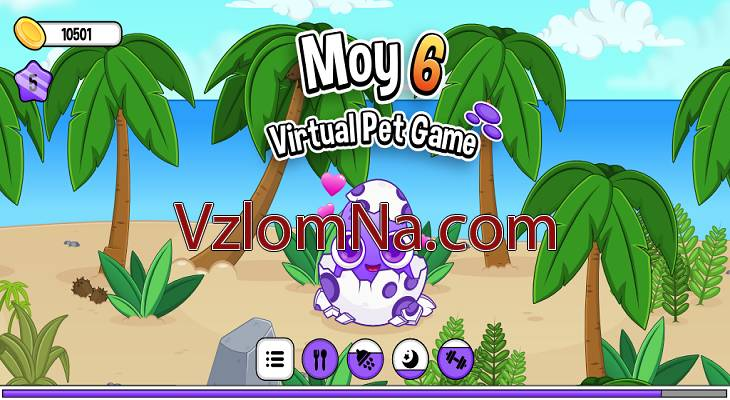 Moy 6 the Virtual Pet Game Коды и Читы Монеты