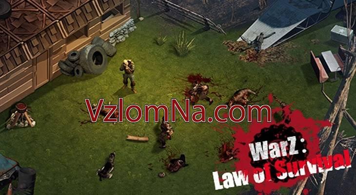 WarZ: Law of Survival Коды и Читы Деньги, Опыт и Оружие