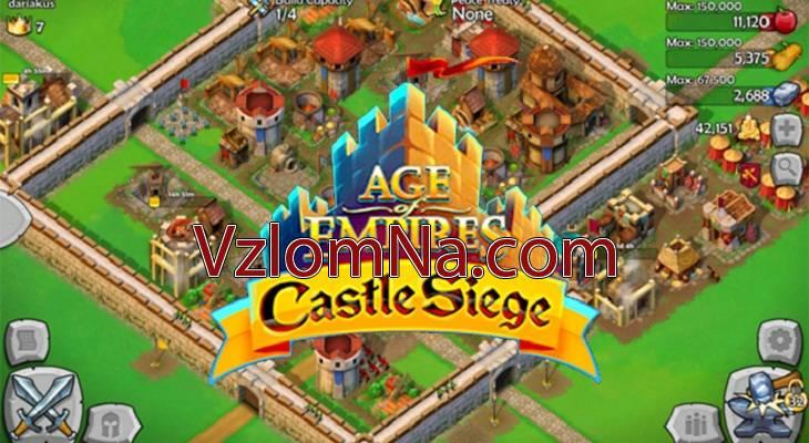 Age of Empires: Castle Siege Коды и Читы Еда, Камни, Дерево и Короны