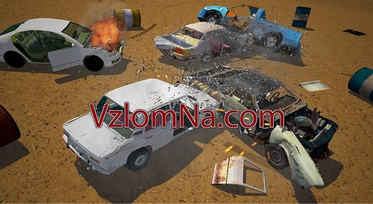 Derby Destruction Simulator Коды и Читы Деньги