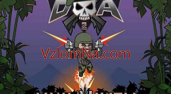 Doodle Army 2 : Mini Militia Коды и Читы Энергия и Оружие