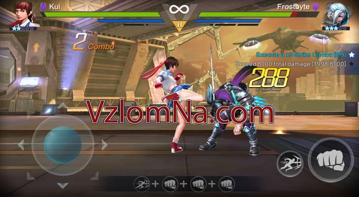 Final Fighter Коды и Читы Время и Энергия