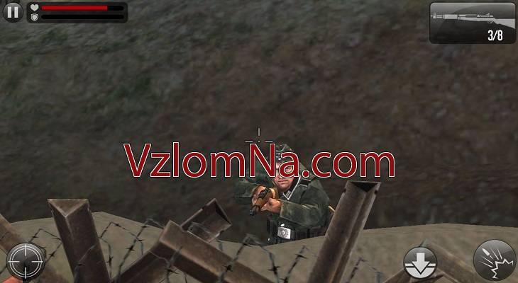 Frontline Commando: D-Day Коды и Читы Деньги
