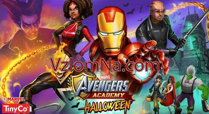MARVEL Avengers Academy Коды и Читы Монеты и Энергия
