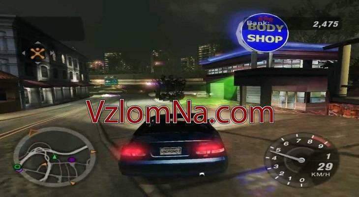 Need for Speed Underground 2 Коды и Читы Деньги