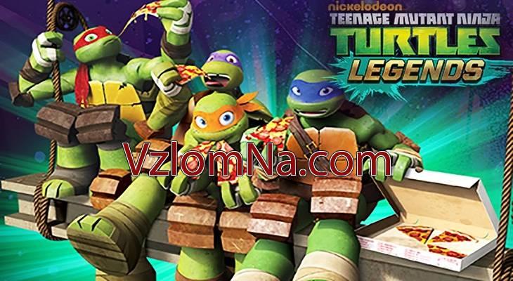 Ninja Turtles: Legends Коды и Читы Золото и Деньги