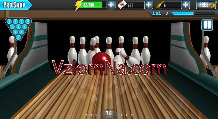 PBA Bowling Challenge Коды и Читы Энергия, Билеты и Монеты