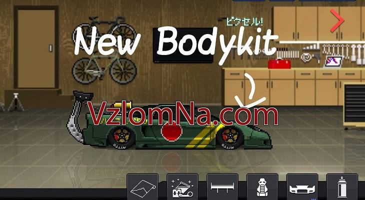 Pixel Car Racer Коды и Читы Деньги и Кристаллы