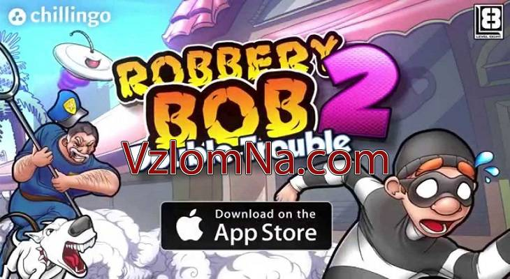 Robbery Bob 2 Коды и Читы Монеты