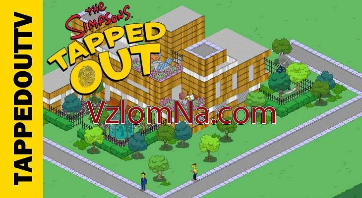 Simpsons Tapped Out Коды и Читы Деньги и Пончики