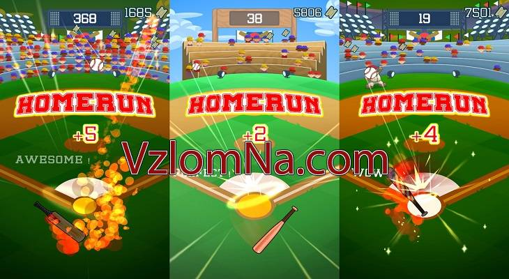 Smash Balls: Crazy Home Run Коды и Читы Очки