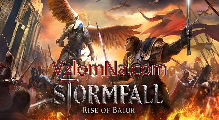 Stormfall: Rise of Balur Коды и Читы Золото, Кристаллы и Серебро