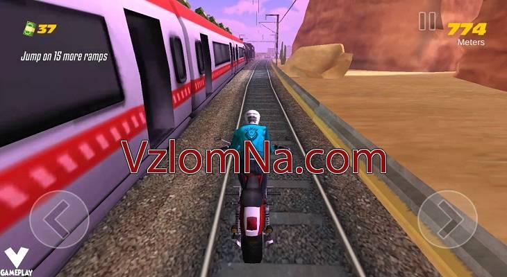 Subway Rider - Train Rush Коды и Читы Байки