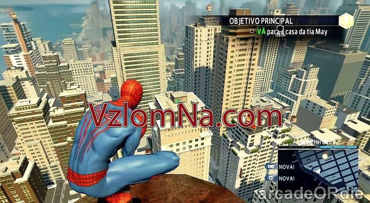 The Amazing Spider Man Коды и Читы Навыки