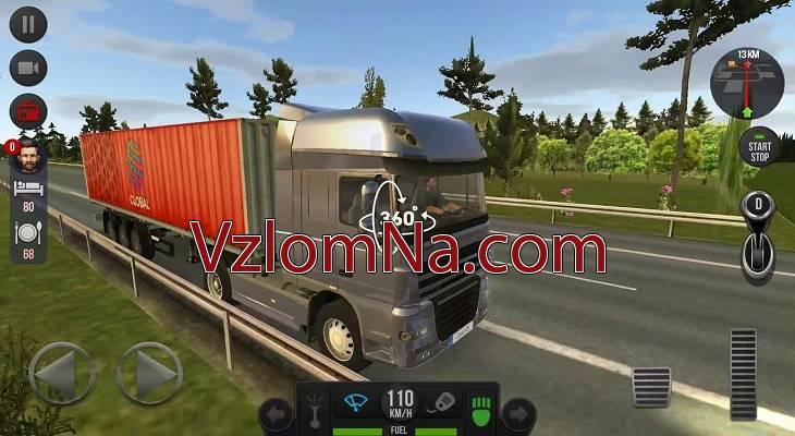 Truck Simulator 2018 Europe Коды и Читы Деньги