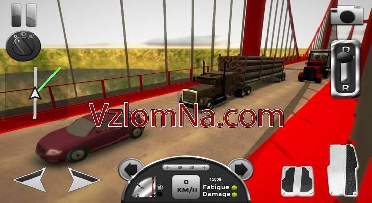 Truck Simulator 3D Коды и Читы Деньги