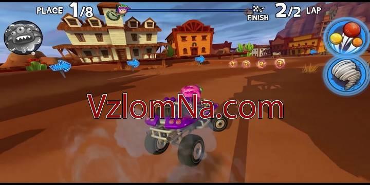 Beach Buggy Racing 2 Коды и Читы Монеты, Золото, Драгоценные камни и Бустеры