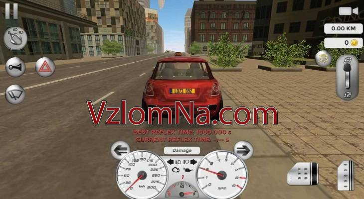 Real Driving 3D Коды и Читы Монеты