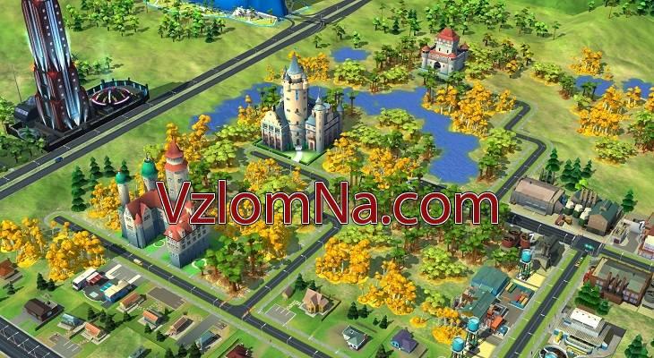 SimCity BuildIt Коды и Читы Монеты и Деньги