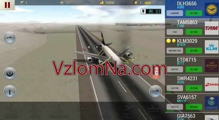 Unmatched Air Traffic Control Коды и Читы Деньги