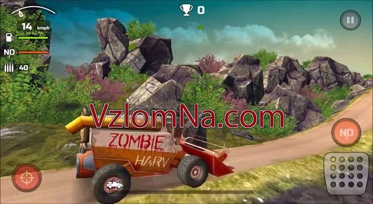 Zombie Derby 2 Коды и Читы Топливо