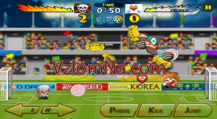 Head Soccer Коды и Читы Очки