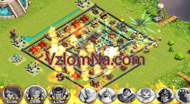 Hero Sky Epic Guild Wars Коды и Читы Монеты и Драгоценные камни