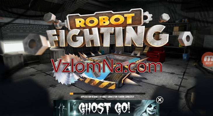 Robot Fighting 2 Коды и Читы Золото и Серебро