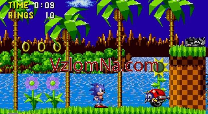 Sonic The Hedgehog Коды и Читы Жизни