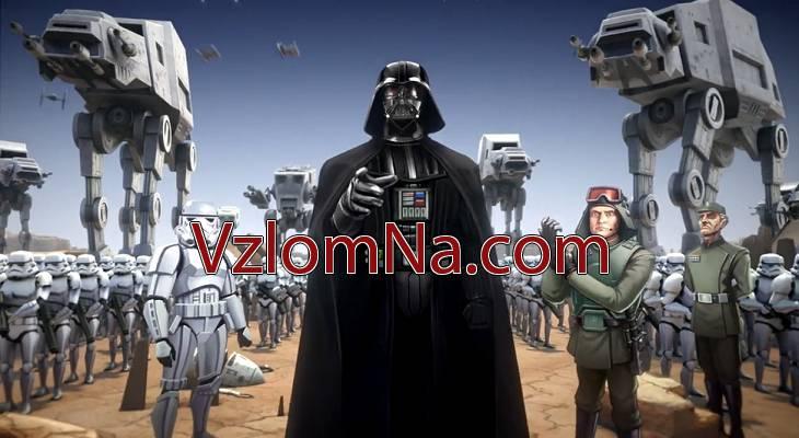 Star Wars Commander Коды и Читы Монеты и Рубины