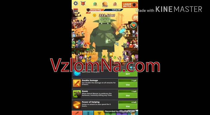 Tap Titans 2 Коды и Читы Монеты и Короны