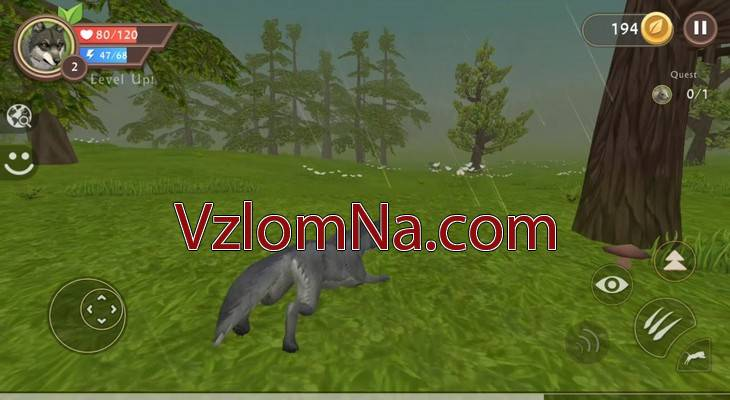 WildCraft: Animal Sim Online 3D Коды и Читы Монеты и Кристаллы
