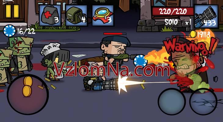 Zombie Age 2 Коды и Читы Фишки и Монеты