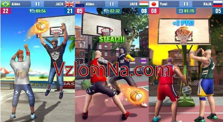 Basketball Shoot 3D Коды и Читы Мячи