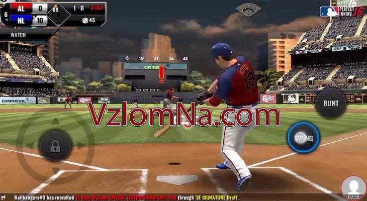MLB Perfect Inning Live Коды и Читы Деньги