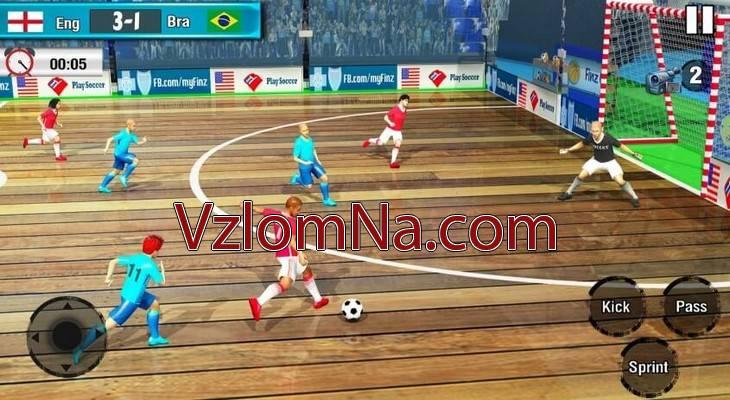Pro Futsal Football Matches Коды и Читы Монеты