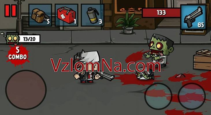 Zombie Age 3 Коды и Читы Аптечки и Оружие
