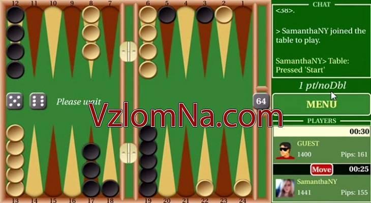 Backgammon Live Коды и Читы Энергия