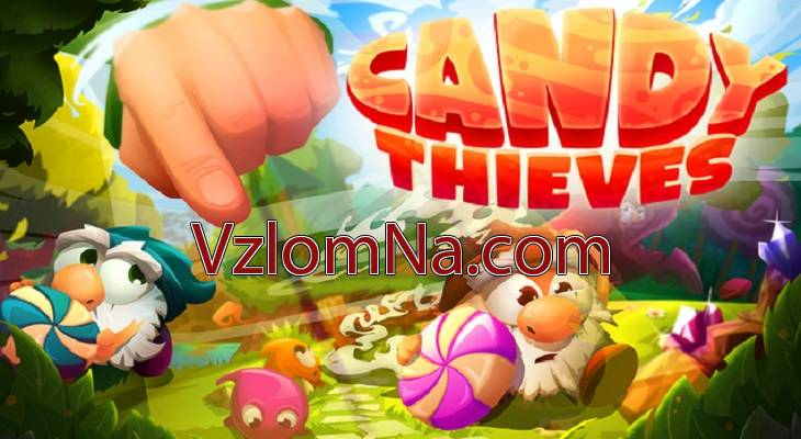 Candy Thieves Tale of Gnomes Коды и Читы Конфеты