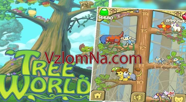 Tree World Коды и Читы Драгоценные камни