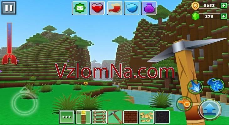 Block Craft 3D Коды и Читы Драгоценные камни