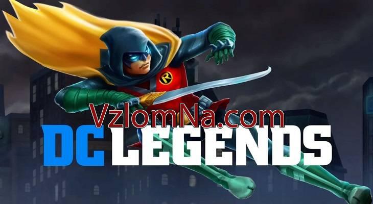 DC Legends Коды и Читы Энергия
