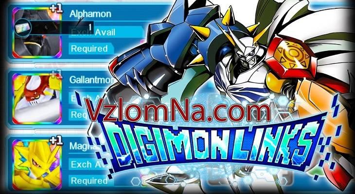 Digimon Links Коды и Читы Кристаллы, Еда и Монеты
